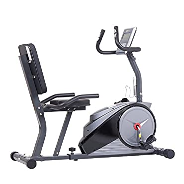 Body Champ BRB5890 Magnetic Recumbent Exercise Bike