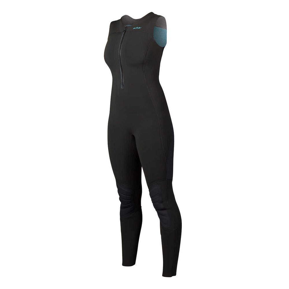 NRS Women's 3.0 Farmer Jane Wetsuit, Color: Black, Size: M (17267.03.102) by NRS
