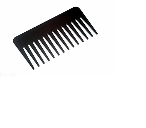 PROFESSIONAL WIDE TEETH COMB STYLING COMB Sibel