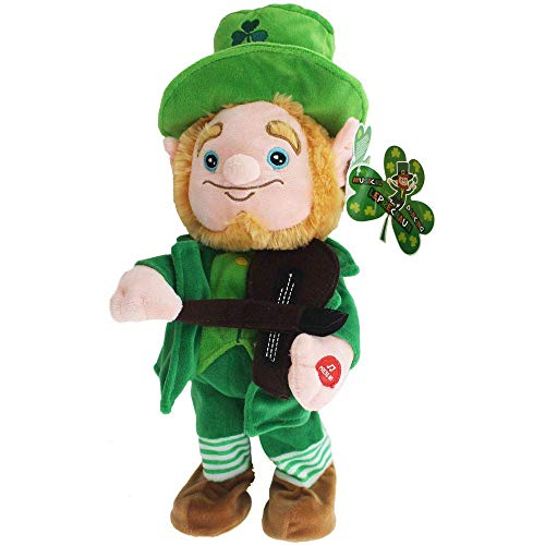 g Leprechaun with Fiddle - St Patricks Day - Irish Gifts ()