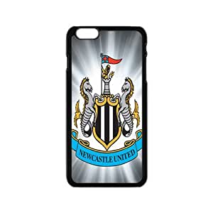 SKULL Newcastle United Cell Phone Case for Iphone 6
