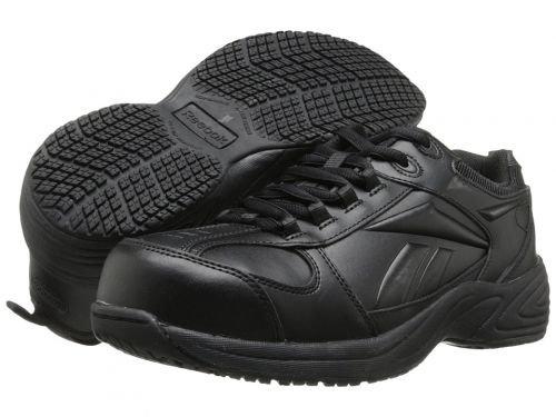 Reebok Work(リーボック) メンズ 男性用 シューズ 靴 スニーカー 運動靴 Jorie Black [並行輸入品] B07BMR2PY4 9 D Medium