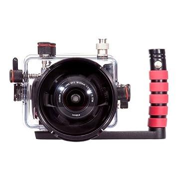 Ikelite 6970.01 carcasa submarina para cámara para Canon EOS Rebel ...