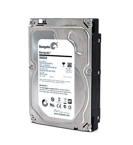 Seagate 3TB interne harde schijf 3,5 inch, 7200 RPM, 64MB cache, SATA III, 3000GB ST3000DM01 SATA harde schijf intern…