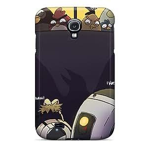 New Design On TjSLSBV344pKKgK Case Cover For Galaxy S4