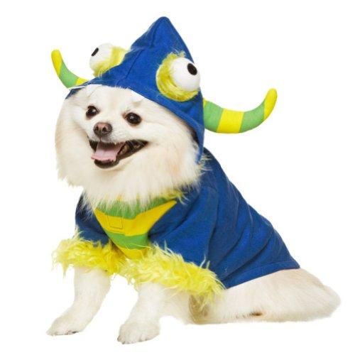 Martha Stewart Pets - Mr. Furry Blue Monster