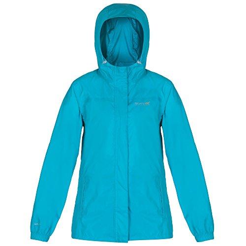 Regatta - Chaqueta modelo Pack It Jacket II para mujer Azul agua