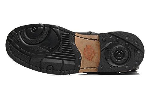 Harley Davidson CLINT, Stivali uomo Nero nero
