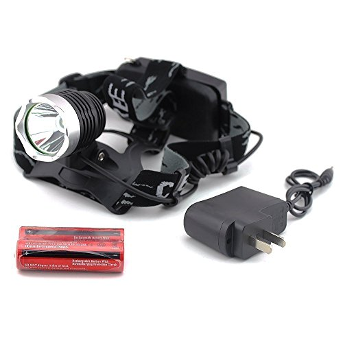 1600 Lumens CREE XM-L T6 LED Waterproof Diving Flashlight - 2