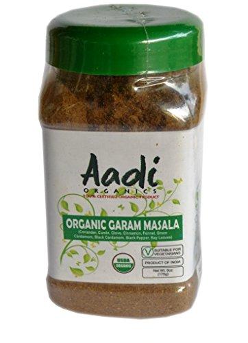 organic spice set - 7