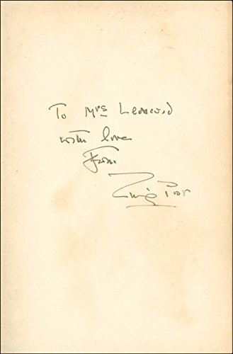 Emily Post - Inscribed Book Signed Circa (1930 Registered)