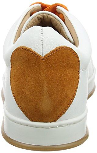 Gimnasia Arancio para de Blanco Twin ottico Zapatillas Set Mujer Cs8pjj Bic wZWqU4