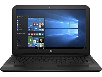 HP 15.6-Inch HD High Performance Laptop, AMD Quad-Core Processor, 4GB RAM, 500GB HDD, DVD+/-RW, AMD Radeon R2 Graphics, WIFI, Webcam, HDMI, Windows 10 (Hp Envy Touchsmart 15 Notebook Pc)