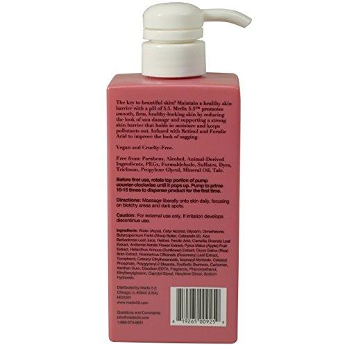 Medix 5.5 Retinol with Ferulic Treatment. and Sun Damaged Anti-Aging Cream With Black And
