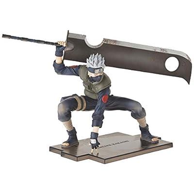 Megahouse Naruto: Hatake Kakashi (Ninkaitaisen Version) Gem Series PVC Figure: Toys & Games