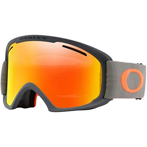 Oakley O Frame 2.0 Snow Goggle, Forged Iron Brush, Large (Ski Frame Goggles O Oakley)