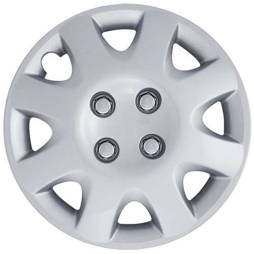 Amazon.com: 14 inch Hubcaps Best for 2006-2011 Chevrolet Aveo - (Set of 4) Wheel Covers 14in Hub Caps Silver Rim Cover - Car Accessories for 14 inch Wheels ...