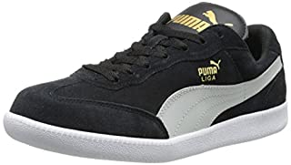 quality design e4a70 634bb PUMA Unisex Liga Suede Fashion Sneaker (B0055522XI) | Amazon ...