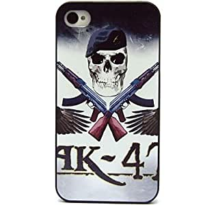 SOL AK-47 Pattern Hard Case for iPhone 4/4S