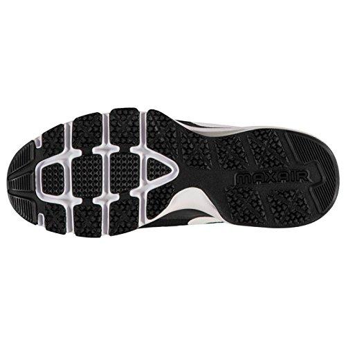 Nike Air Max Full Ride Training Schuhe Herren Schwarz/Weiß Fitness Sportschuhe Sneakers