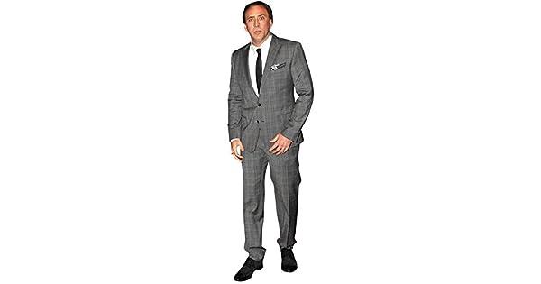 Amazon.com: Recorte de cartón de Nicolas Cage ...