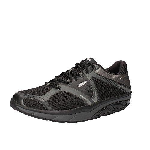 MBT Sneakers Men 8/8.5 US / 42 EU Black Textile