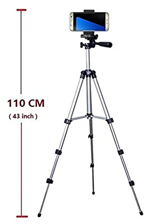 Amazon.com: Professional Camera Tripod Monopod Mount Holder Stand ...