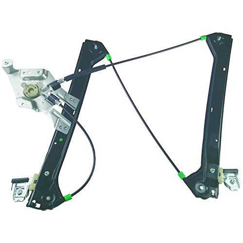 New Window Regulator Front Passenger Side Right RH For 2003 2004 2005 2006 2007 Saab 9-3 & 2003 9-3 Sedan 752-915, 12793729