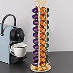 Supporto-per-Capsule-da-caffe-per-Capsule-da-40-Pezzi-Dispenser-per-Rack-a-Torre-Girevole-per-Stoccaggio-e-Organizzazione-Rack-per-Torre-Girevole-con-Finitura-Dorata-367-x-11-x-5-cm