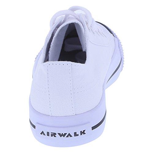 Airwalk Kvinners Legacee Sneaker Hvit Airwalk Kvinners Legacee Sneaker Hvit  ...