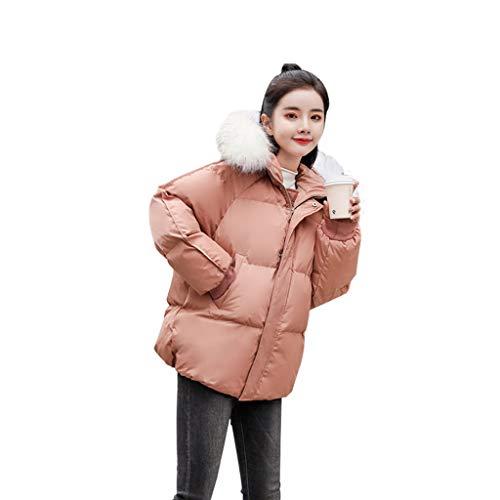 Pour Vêtements Coton Pink Veste Capuche Chemisiers Femmes La Courte n0P8Okw