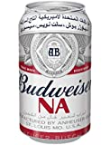 "Budweiser Classic Can ""Non Alcoholic"" Beer 355 ml (Pack of 1)"