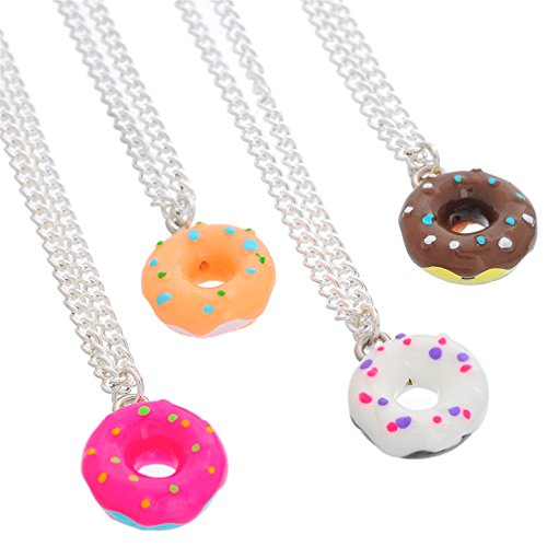 Looking for a donut necklace for girls? Have a look at this 2019 guide!