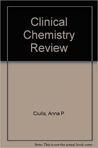 Clinical Chemistry Review