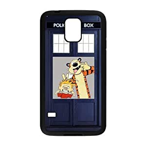 Calvin And Hobbes, Personalized Protective Back For Case Samsung Galaxy S3 I9300 Cover PC