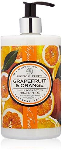 Grapefruit Orange Asquith Tropical Fruit Hand and Body (Orange Tropical Fruit)