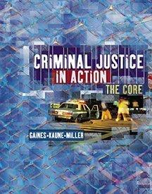 Criminal justice core paper