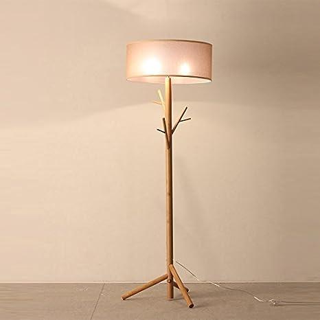 Oaklighting Modern Tree Branch Wood Floor Lamps Lights