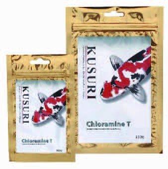 Kusuri Chloramine T Pulver 100 gramm