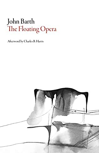 book cover of The Floating Opera