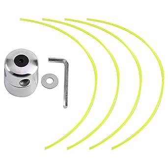 Fdit Carretes para Recortadoras de Cable Cabeza de Aluminio ...