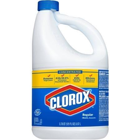 Clorox HE Performance Bleach, 121 Oz. (Pack of 1)