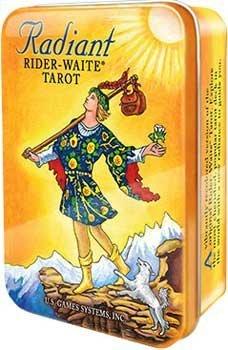 Top 2 recommendation radiant tarot deck tin