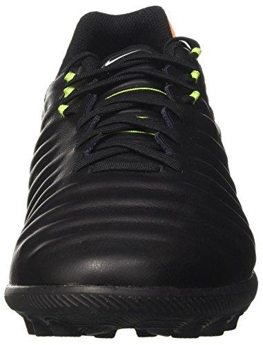 Orange Blanc vert Volt Finale Nike laser Homme noir Chaussures Tiempox De Noir Pour Football Tf noir Oxx7qvw6