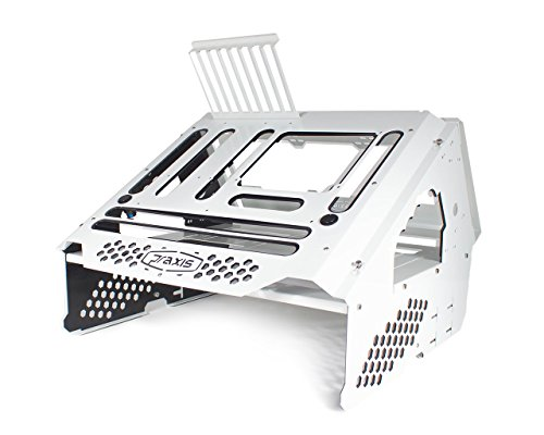 Praxis WetBench - White w/ Black PMMA Accents
