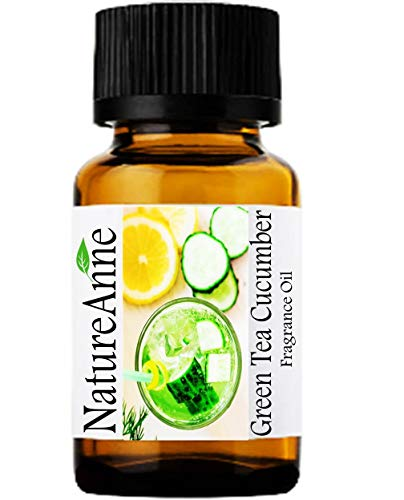 Green Tea Cucumber Premium Grade Fragrance Oil