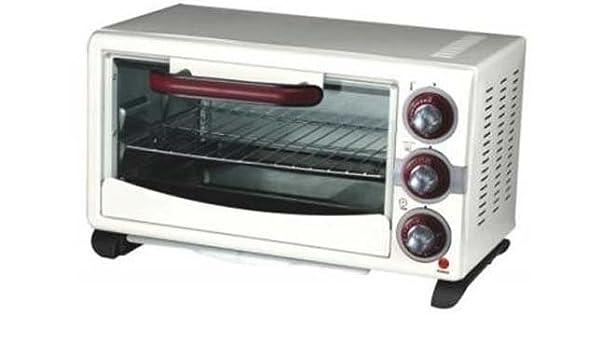 Horno sobremesa - mini horno COMELEC HO 187 B: Amazon.es: Hogar