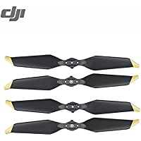 DJI Mavic Pro Platinum 8331 Low-Noise Quick-Release Propellers - Gold Tips - 2 Pairs