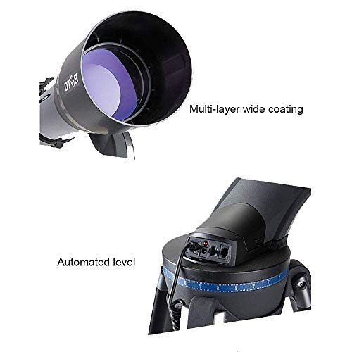 Astronomical Telescope Zoom HD Outdoor Monocular Space Telescope with Tripod 90mm/800mm Spotting Scope for Kids Beginners by YUN TELESCOPE@ (Image #3)