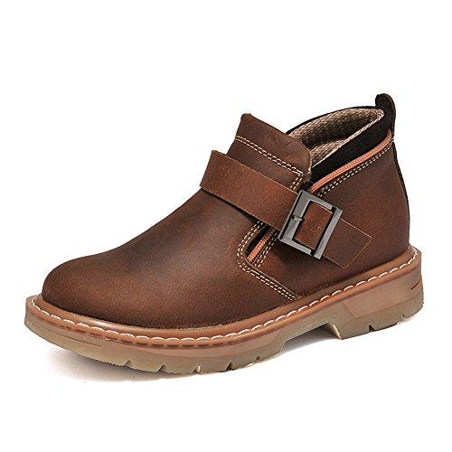 Martin Botas Cuero,Botas Mujer,Bota,Bota Simple Para Botas De Herramientas,Chelsea Boots,Botas De Gran Tamaño B